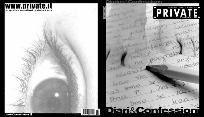 PRIVATE 14, Diaries & Confessions