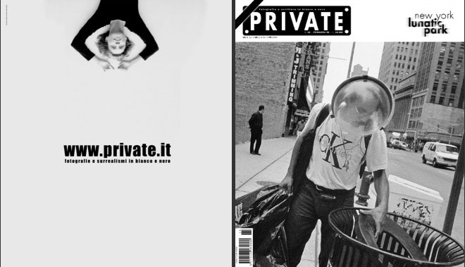 PRIVATE 15, New York. Lunatic Park