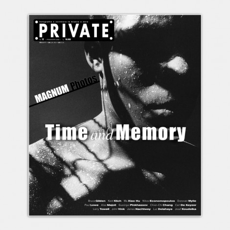 PRIVATE 18 - Time And Memory. Magnum Photos
