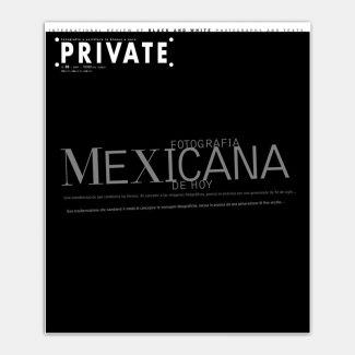 PRIVATE 20 - Fotografia Mexicana De Hoy