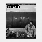 PRIVATE 33, EastEurope, cover photo Georgie Georgiou