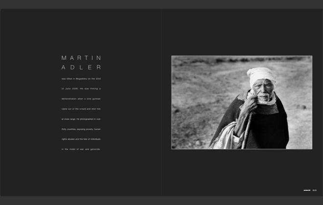 Martin Adler (A tribute)
