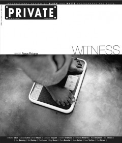 PRIVATE 34, Witness - special Panos Pictures (photo cover: Pep Bonet)