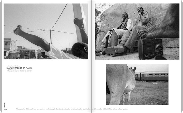 PRIVATE 36, p. 78-79 (78-81) , Boubacar Touré Mandémory | Daily life from other places