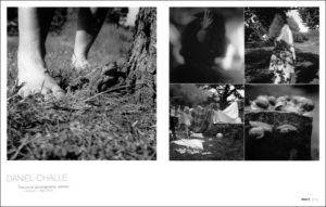 Daniel Challe (The Circle. Photographic diaries)
