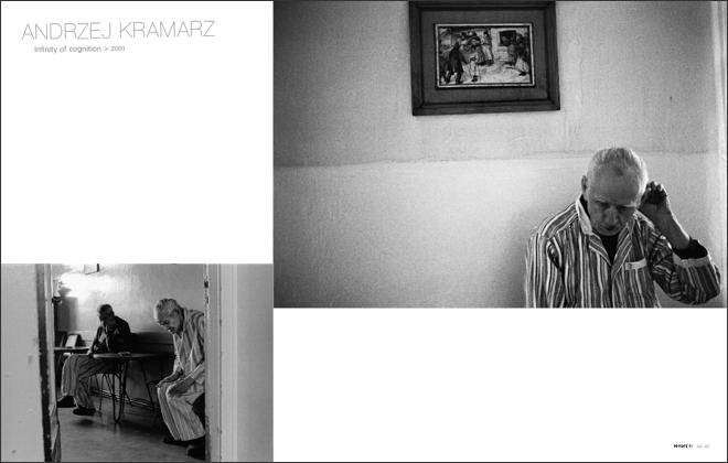 Andrzej Kramarz (Infinity of cognition)