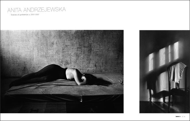 Anita Andrzejewska (Traces of presence)
