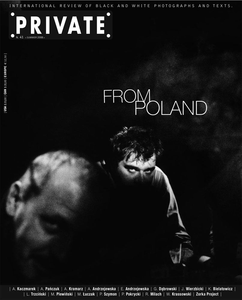 What is the state of Polish photography after 2000 then? This is a difficult question: today there seems to be a lack of meaningful currents and trends, and lots of authors borrow from other countries.