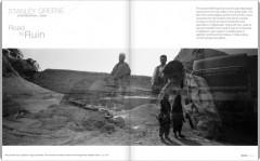 PRIVATE 44, p. 48-49 (48-57), Stanley Greene - Afghanistan. Road to Ruin.