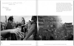 PRIVATE 44, p. 58-59 (58-63), Samantha Appleton - Lebanon. Proxy War.