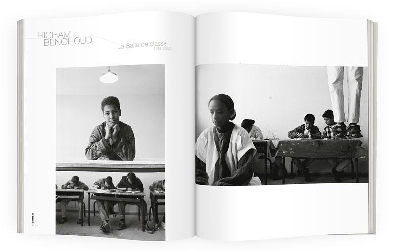 PRIVATE 46, p. 20-25, Hicham Benohoud, La Salle de classe