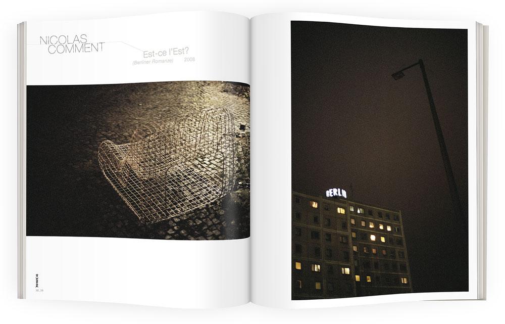 PRIVATE46, p. 38-43, © Nicolas Comment, Est-ce l'Est?