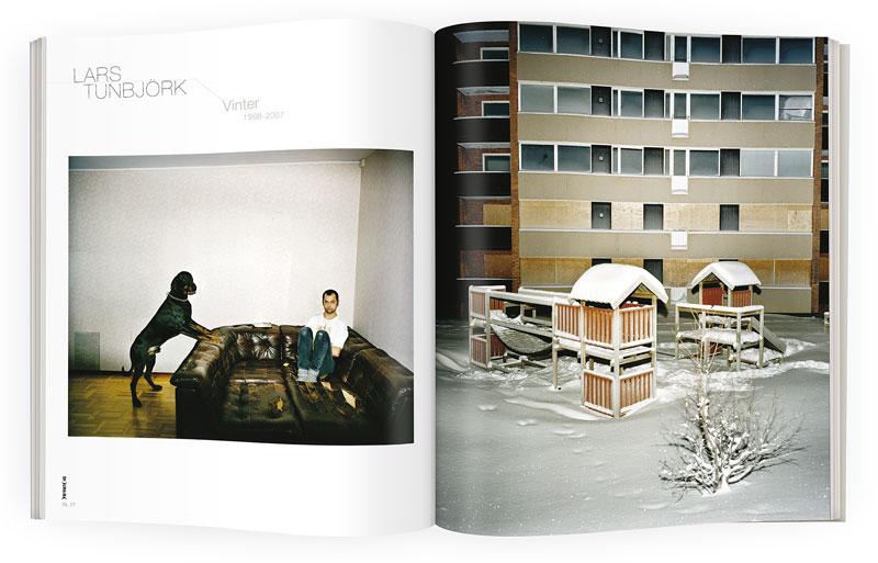 PRIVATE 46, p. 76-81, © Lars Tunbjörk, Vinter