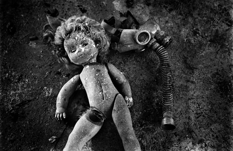 Erik Messori | The Silence Of Chernobyl - PRIVATE magazine