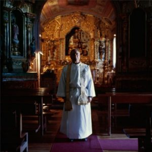 10/05/2011 - Father Fontes is known for his wisdom in witchcraft and herbs, Vilar de Perdizes, Portugal