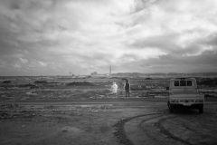 """Daisaku OOZU """"One year has passed"""" Minami-Souma, Fukushima March 2012 from """"INVISIBLESCAPES"""" (c) Oozu / galerie son"""