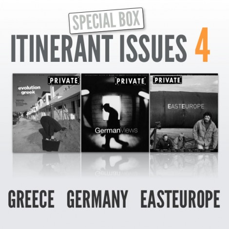 Itinerant Issue 4