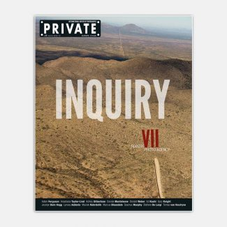 PRIVATE 57 - INQUIRY, special VII photo agency