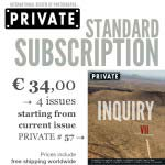Standard Subscription, 4 issues, starting from current issue
