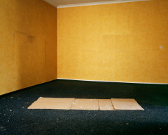 Empty Box, 2010 From the series 'Unsettled (2007 - 2012)'