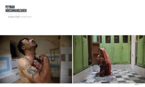 Peyman Hooshmandzadeh, Public Bath, PRIVATE 58, p. 46-47