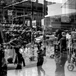 Lanzhou, China - may 2014
