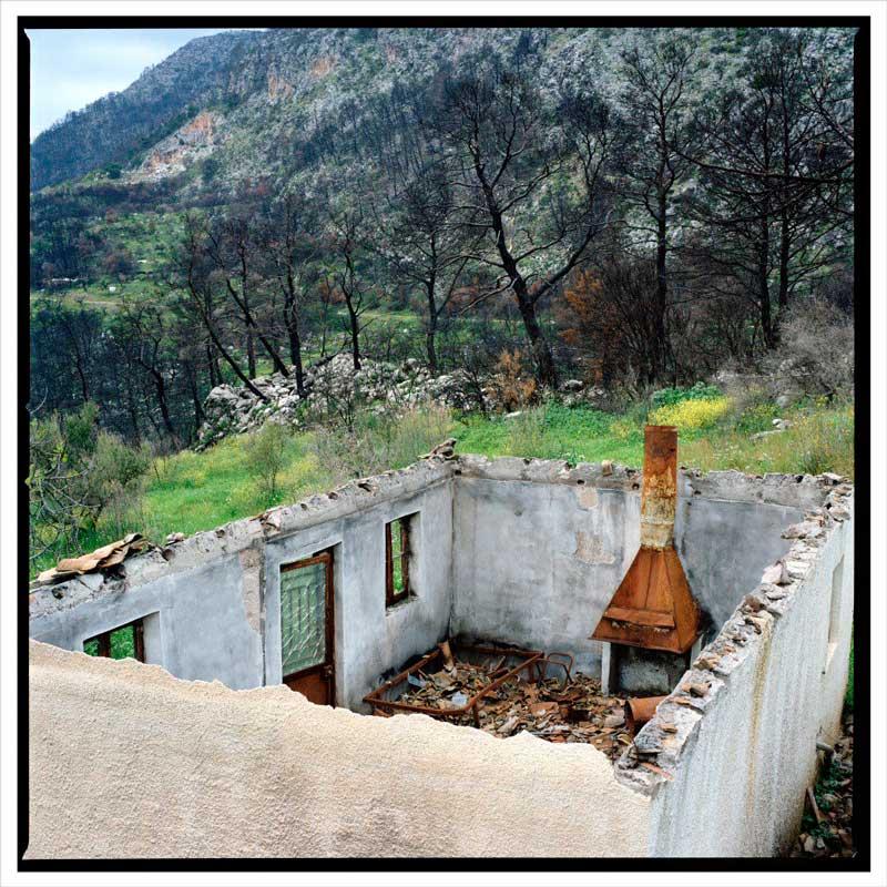 © Panayiotis Lamprou. From Krestena to Andritsena