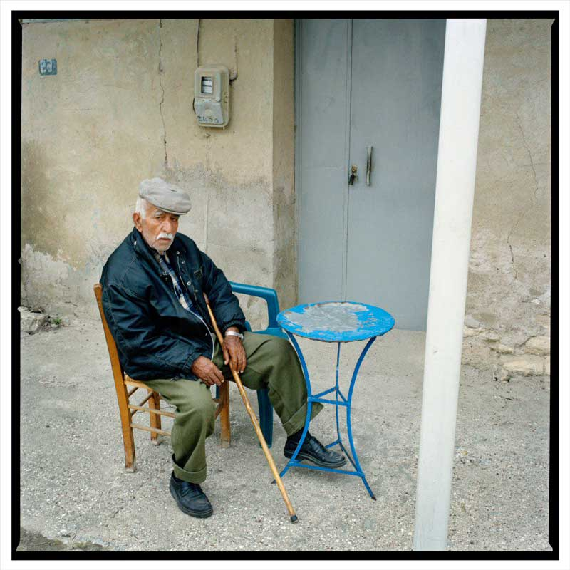 © Panayiotis Lamprou. Portrait
