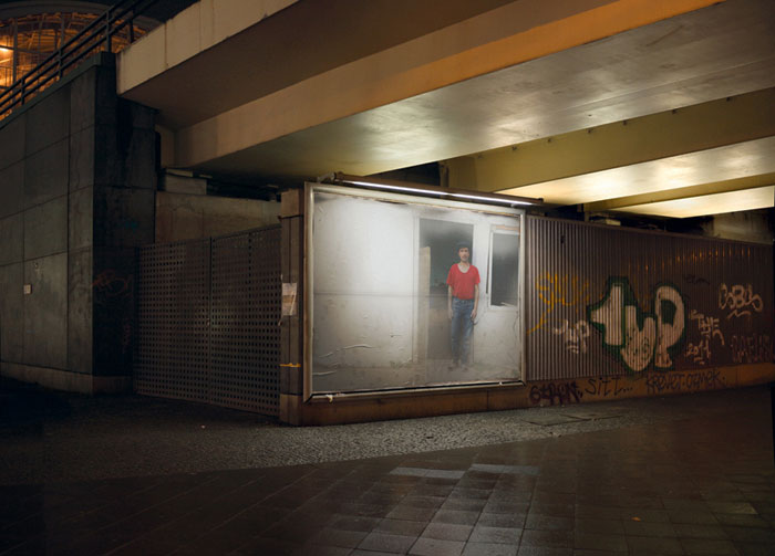 © Yann Tostain, In Abstentia