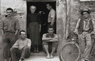 © Paul Strand, from Un Paese, 1953