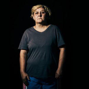 Freestate, South Africa, January 2014 - Charlotte Hertz, 58 years