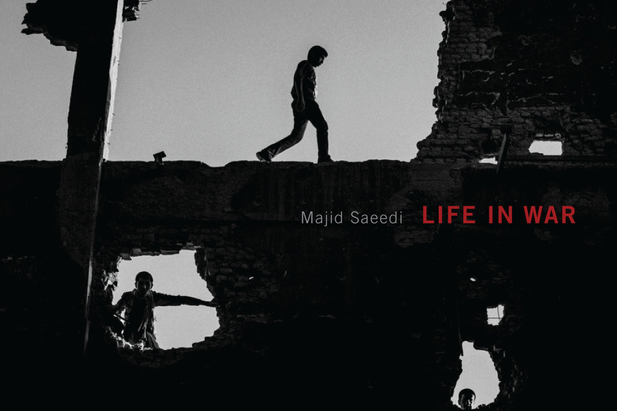 Cover of Life in War Photo:Majid Saeedi