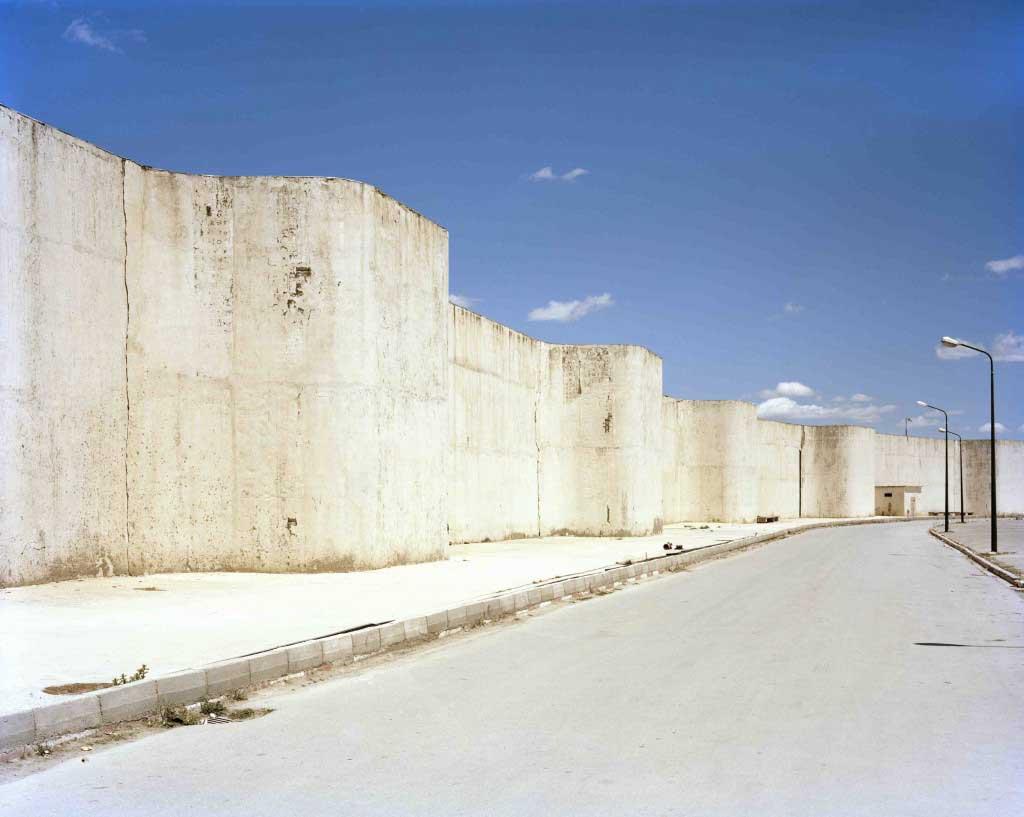 "Mentouri University, Constantine, Algeria, 2013, from the ""Concrete Spring"" Series"