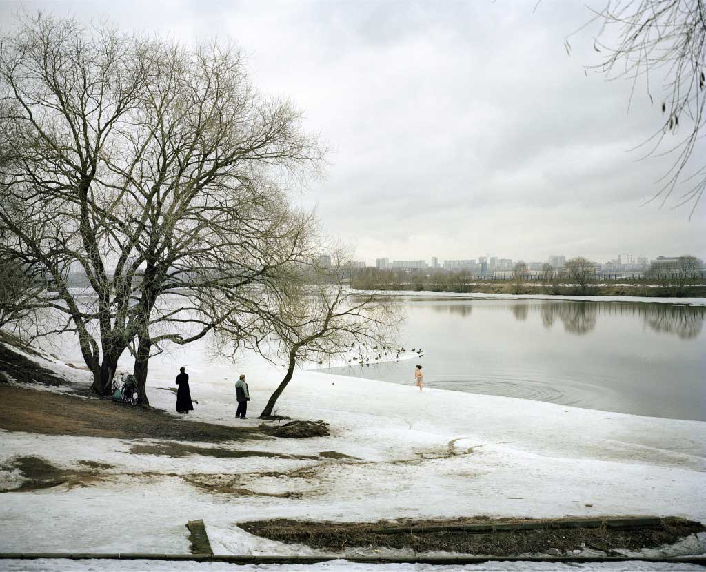 Strogino I, Suburbs of Moscow, Russia, 2009 From the series: Pastoral