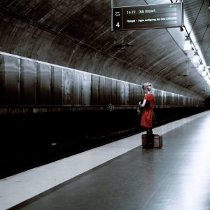 Thomas-Zanon-Larcher-Nora-Trainstation-II-Oslo-August-2006