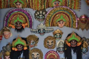 Chau mask