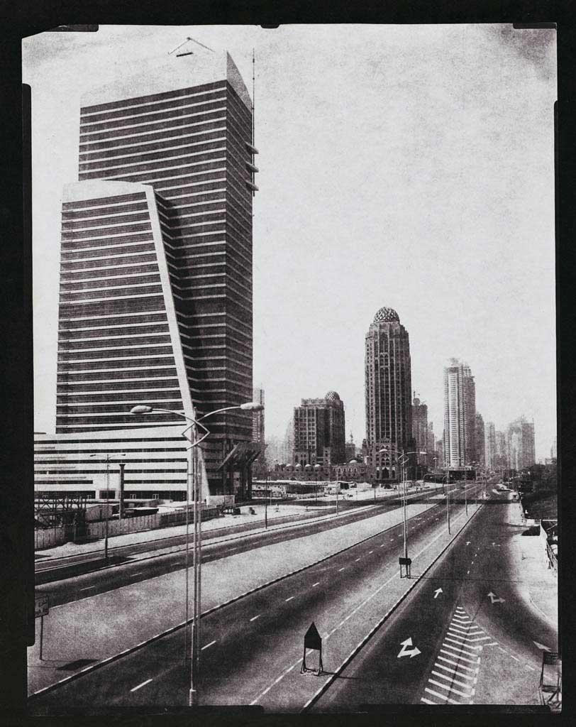 Internet City, 2008, série Dubai Transmutations, © Martin Becka