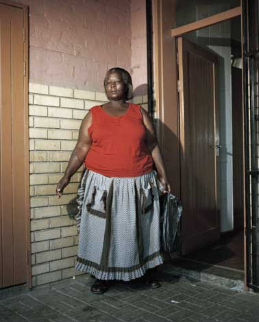 Beauty, Dunoon, Cape town, 2014