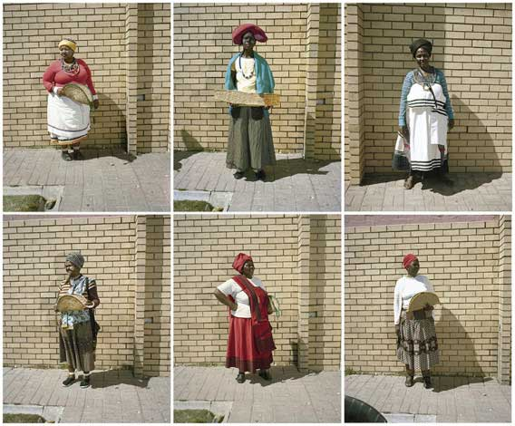 The Women of Dunoon, Cape town, 2014