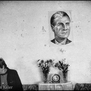 © Alain Keler. Beyrouth, Décembre 1983.