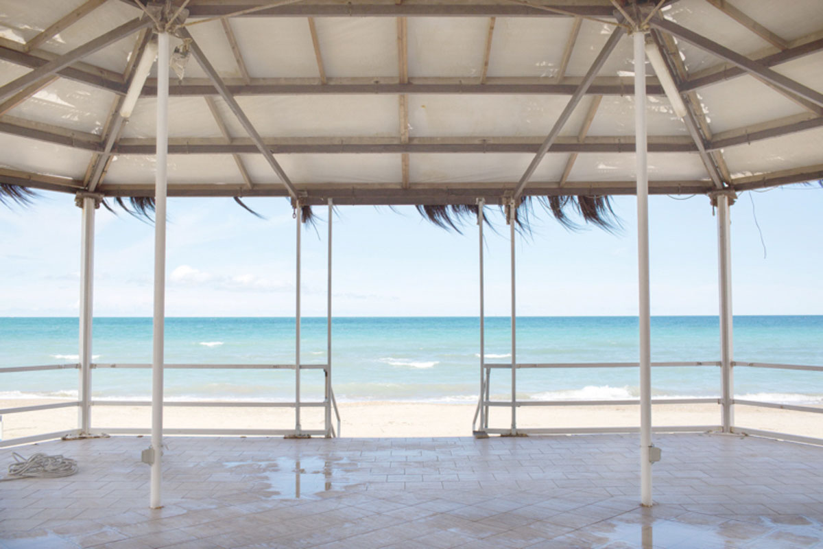 scenery beach essay