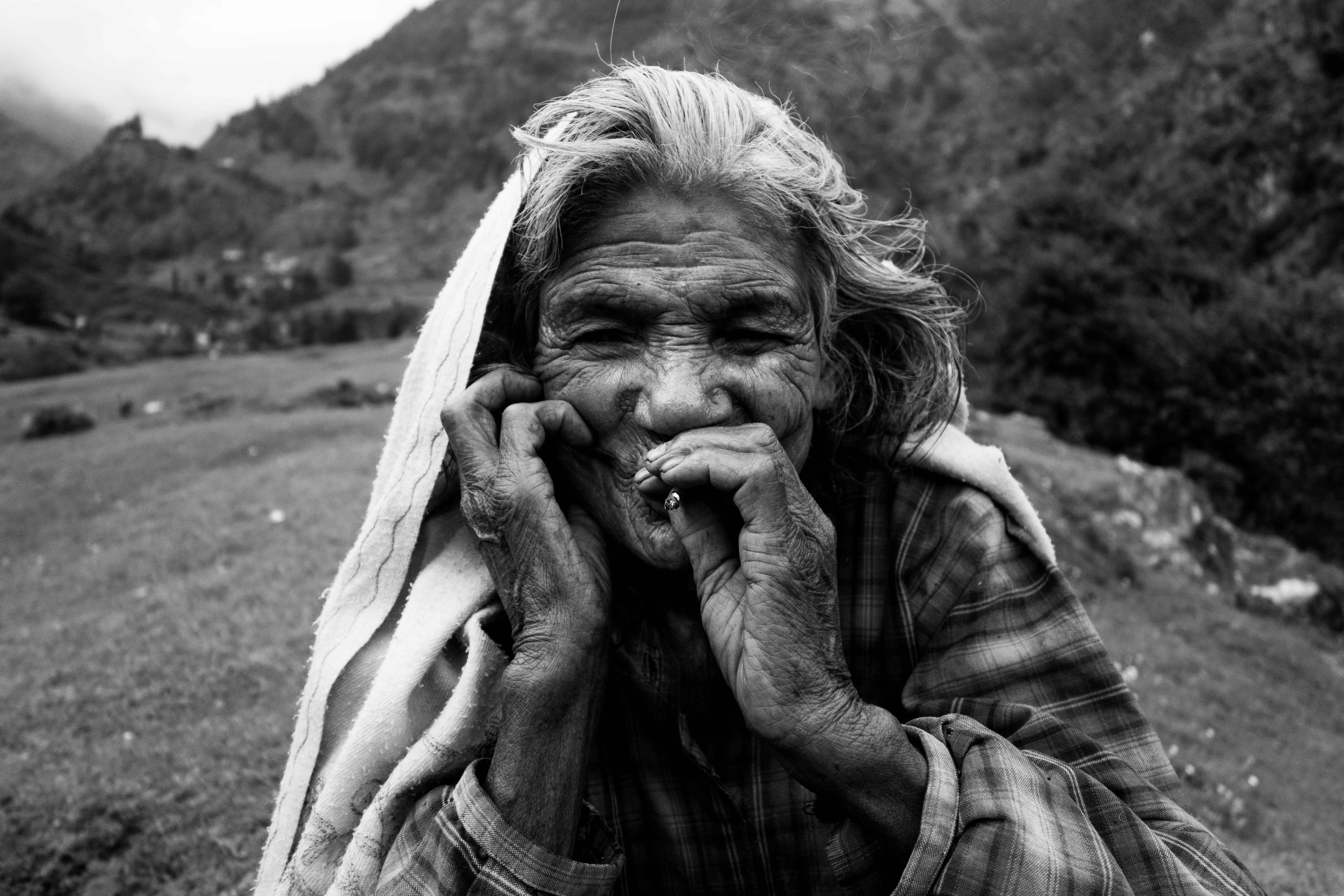 an old woman essay An old woman -arun kolatkar in arun kolatkar s poem, an old woman, the main theme is about keeping what is important in perspective in this.
