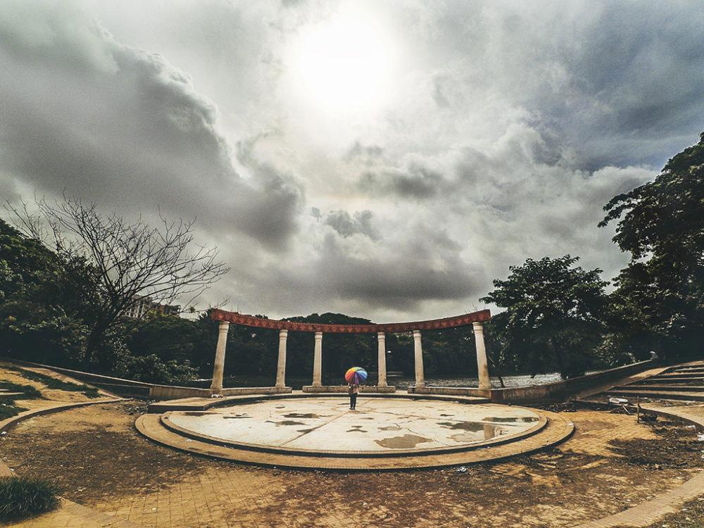 RABINDRA SHOROBOR, DHANMONDI,DHAKA, BANGLADESH
