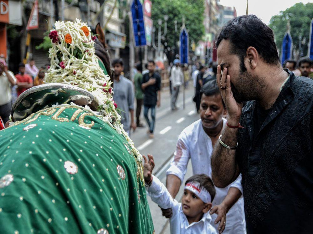 Part of the ritual; Kolkata, India - Oct 2016