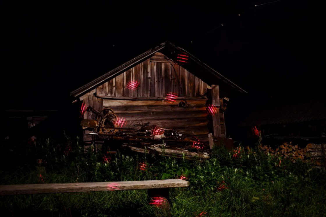 desert photo essay by liza zhakova dima zharov sasha s utility building elyakovo village kostroma region 2016