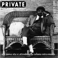 PRIVATE 5, Una nuova vita vi attende nella colonia extra-mondo (photo cover Massimo Sciacca)