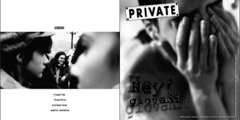 PRIVATE 08, Hey! Giovani