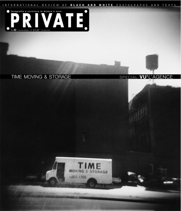 PRIVATE 22, Time Moving & Storage – Special VU' l'Agence