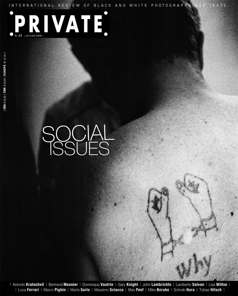 PRIVATE 42, photo cover: John Lambrichts