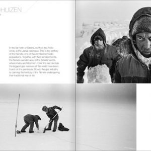 PRIVATE 44, p. 32-33 (32-39), Kadir van Lohuizen - Siberia. The Nenets.